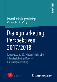 Cover Dialogmarketing Perspektiven 2017/2018