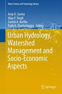 Cover Urban Hydrology, Watershed Management and Socio-Economic Aspects