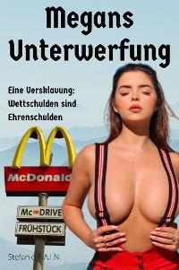 Cover Megans Unterwerfung