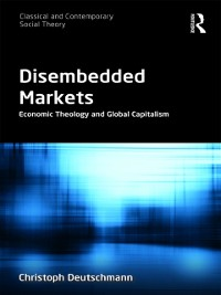 Cover Disembedded Markets
