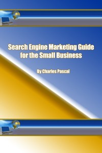 Cover Search Engine Marketing Guide for the Small Business