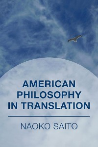 Cover American Philosophy in Translation