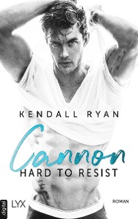 Cover Hard to Resist - Cannon