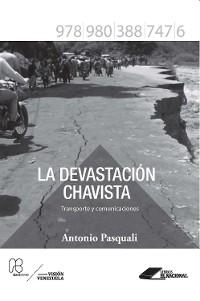 Cover La devastación chavista