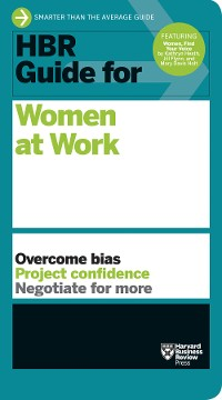 Cover HBR Guide for Women at Work (HBR Guide Series)