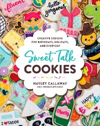 Cover Sweet Talk Cookies