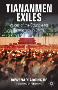 Cover Tiananmen Exiles