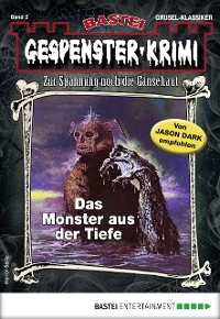 Cover Gespenster-Krimi 2 - Horror-Serie
