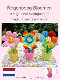 Cover Regenboog Bloemen Amigurumi Haakpatroon