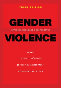 Cover Gender Violence, 3rd Edition