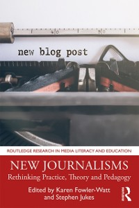Cover New Journalisms
