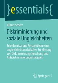 Cover Diskriminierung und soziale Ungleichheiten