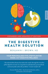 Cover Digestive Health Solution