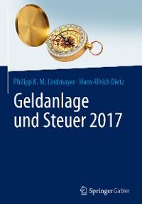 Cover Geldanlage und Steuer 2017