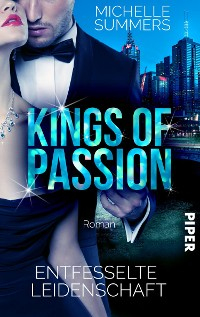 Cover Kings of Passion - Entfesselte Leidenschaft