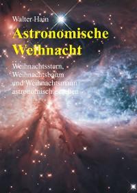Cover Astronomische Weihnacht