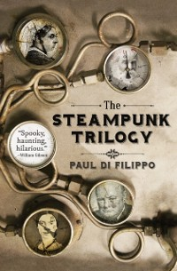 Cover Steampunk Trilogy