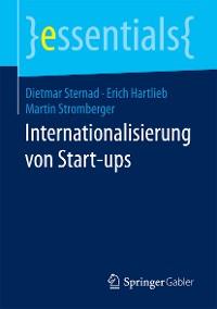 Cover Internationalisierung von Start-ups