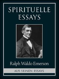 Cover Spirituelle Essays