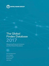Cover The Global Findex Database 2017