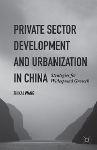 Cover Private Sector Development and Urbanization in China