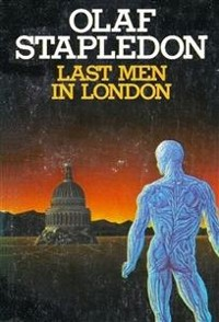Cover Last Men in London