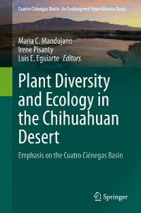 Cover Plant Diversity and Ecology in the Chihuahuan Desert
