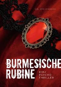 Cover Burmesische Rubine