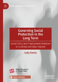Cover Governing Social Protection in the Long Term