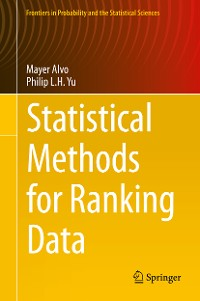 Cover Statistical Methods for Ranking Data