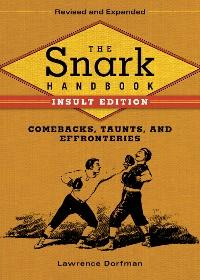 Cover The Snark Handbook: Insult Edition