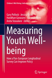 Cover Measuring Youth Well-being