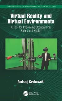 Cover Virtual Reality and Virtual Environments