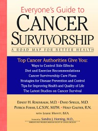 Cover Everyone's Guide to Cancer Survivorship