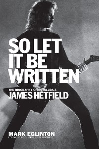 Cover So Let It Be Written