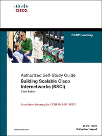 Cover Authorized Self-Study Guide Building Scalable Cisco Internetworks