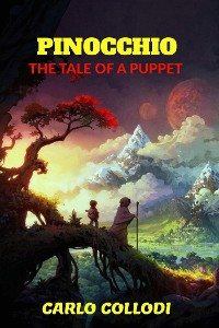 Cover Pinocchio The Tale of a Puppet