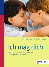 Cover Ich mag dich!