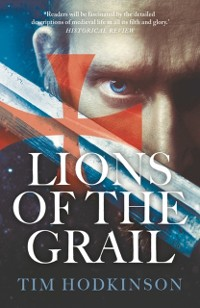 Cover Lions of the Grail