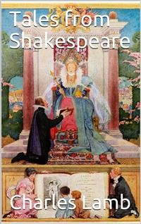 Cover Tales from Shakespeare