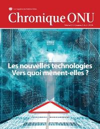 Cover Chronique ONU Vol.LV Nos.3 & 4 2018