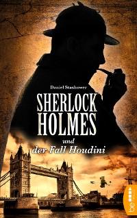 Cover Sherlock Holmes und der Fall Houdini