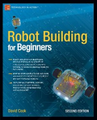 Cover Robot Building for Beginners