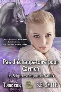 Cover Pas d'échappatoire pour Carmen