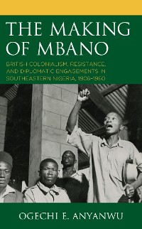 Cover The Making of Mbano