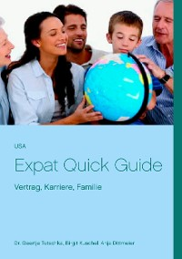 Cover USA Expat Quick Guide