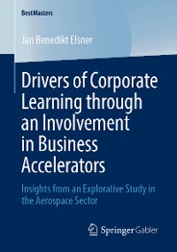 Cover Drivers of Corporate Learning through an Involvement in Business Accelerators