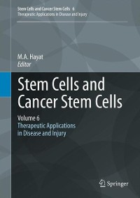Cover Stem Cells and Cancer Stem Cells, Volume 6