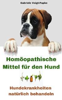 Cover Homöopathische Mittel für den Hund