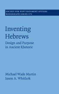 Cover Inventing Hebrews
